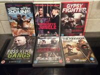 X6 great Dvds