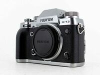 Fujifilm X-T2 Silver Graphite (or swap DJI Mavic Air FlyMore drone)