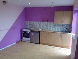 A studio flat for rent