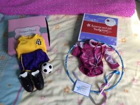 Design a Friend Dolls with lots of accessories.