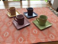 Beautiful Coffee Cup Set Reduced to £3