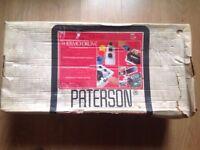 Paterson thermo drum colour print 1216. Boxed