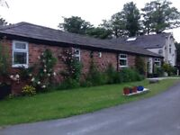 Mon-Thu (4 nights) self contained cottage, perfect for Contractors, 4 miles to Chester Business Park
