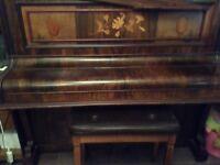 Beautiful Piano by Walter Jones of Derby...upright