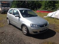 CORSA 2006 ONLY 485£