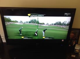 Immaculate Condition , 42inch FULl HD / LCD TV , with HDMI / Scart and AV sockets ...