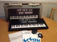 Yamaha PSS-470 portasound Electronic Keyboard