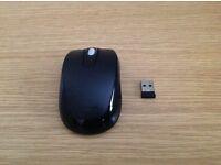 Microsoft Wireless Mobile Mouse 1000 Black