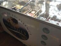 Commercial ice cream freezer ic400sce perfect condition