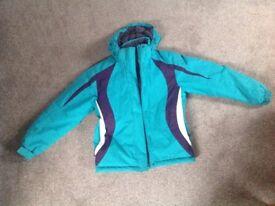 Parallel children's ski jacket