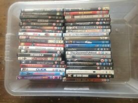 For Sale huge collection of dvds, £10 for 10 ono. Pick what you want