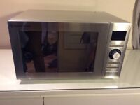 Russell Hobbs 25l 900w Combi Freestanding stainless Steel microwave oven