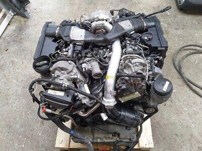 ✅ Motor 642.940 W164 ML350CDi X164 GL350CDi W221 09-11 75TKM KOMPLETT