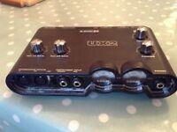 Line 6 UX2 Recording USB Audio Interface