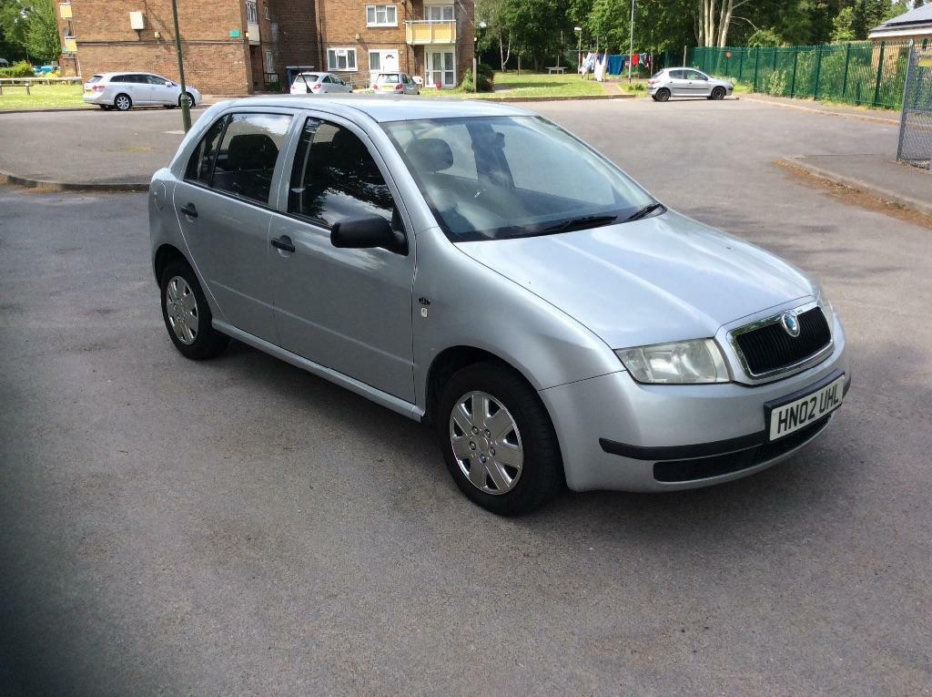 skoda fabia 1 4 automatic full service history full mot in woking surrey gumtree. Black Bedroom Furniture Sets. Home Design Ideas