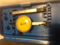 Verdict clock. In box. Excellent condition.