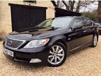 2007 Lexus LS460 SE - New MOT and Service History - Immaculate Order - Luxury Motoring Epitomised