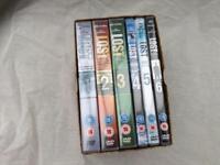 Lost DVD boxset