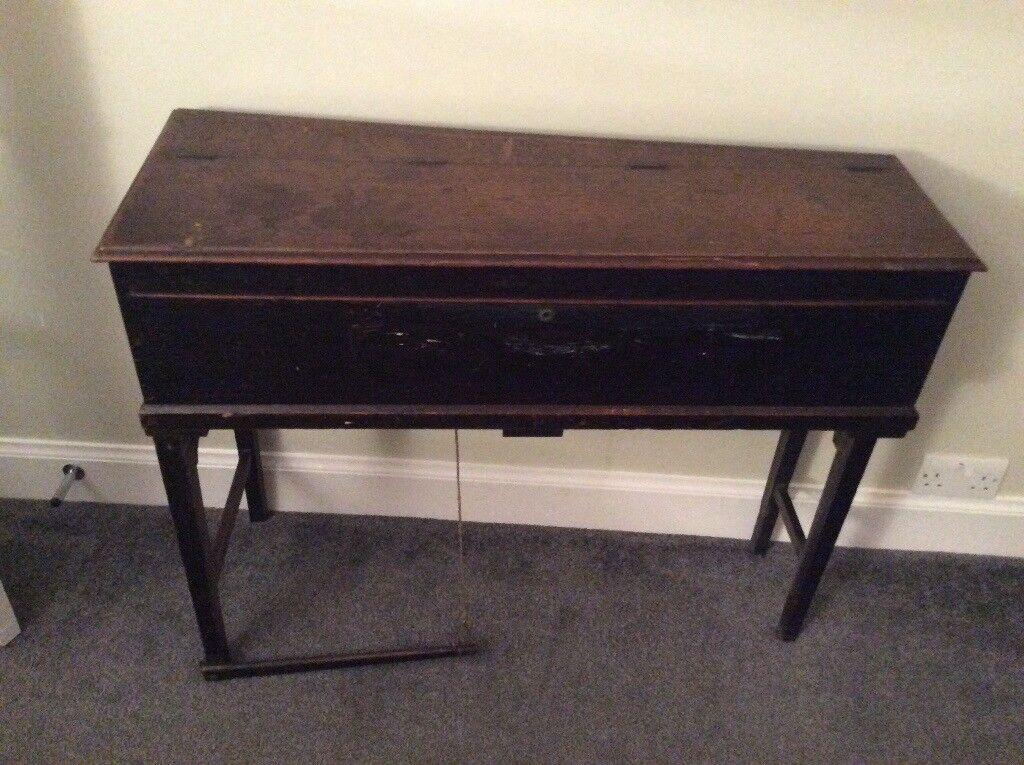 Antique Dulcitone Piano