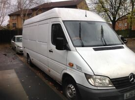 Mercedes Sprinter automatic gear box low mileage