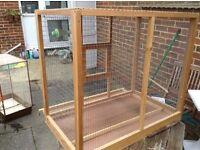 Bird Cage Wooden