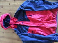 MENS HELLY HANSEN WATERPROOF JACKET