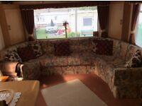 Atlas mirage 2002 2 bedroom static caravan for sale, sited near Narberth pembrokshire
