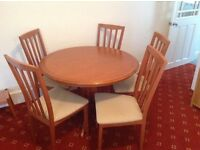 5 piece dining set for sale