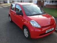 DAIHATSU SIRION 1 Litre -£30 ROAD TAX - CHEAP TO INSURE.