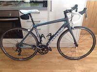 Cannondale Synapse 2015 Carbon Road Bike (great condition) Size 51