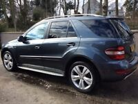 MERCEDES ML 300 CDI SPORT 4 MATIC 2010