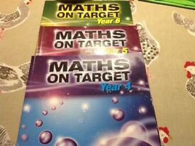 Maths On Target by Steve Peace