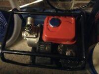 Hyas 5.5hp water / irrigation pump