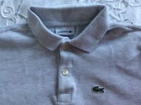 Lacoste boys. Polo top
