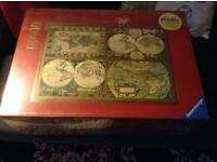 Ravensburgh rare big jigsaw 18000 pieces