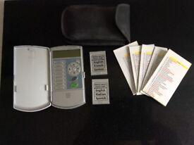 Pocket translator this is a pocket