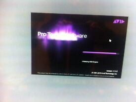 Avid Pro Tools 10 and 11 Perpetual Licences with iLok 2 and Pro Tools 101 book