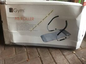 Ab roller-easy way for tummy strengthening