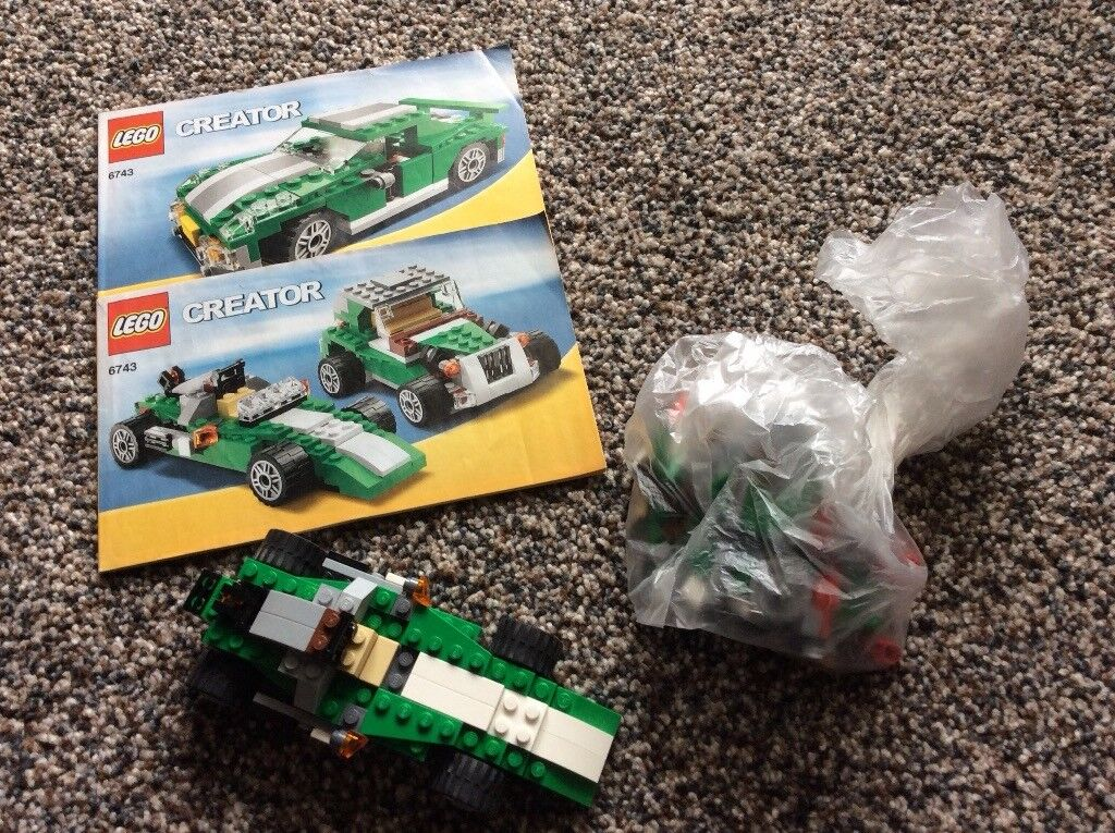 Lego Instructions Creator Buy Or Sell Find It Used