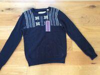 Jack Wills Christmas jumper - size 10