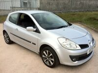 2008 RENAULT CLIO 1.2 **VERY GOOD CONDITION**MOT MARCH 2019** RUNS AND DRIVES PERFECTLY