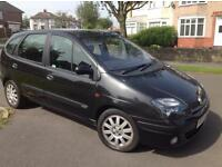 Renault senic. 1600 Automatic 52 plate, 2003'