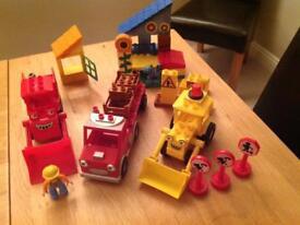Lego Duplo Bob the builder