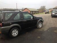 Freelander td4 diesel,12 months mot.new tyres,brakes,reduced to sell this week