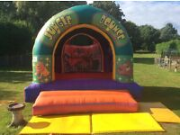 Two Bouncy Castles. Great business opportunity.