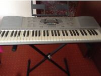 Farfisa keyboard for sale excellent condition