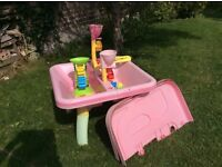 Sand and Water Table (Early Learning Centre)