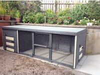 Quality pet enclosures dog / cat pens and kennels/runs