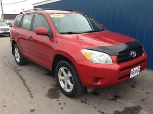 2008 Toyota RAV4 AWD A Great Deal at $9980
