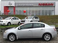 2011 Nissan Sentra 2.0 - AUTOMATIQUE - CARTE DE 250$ D'ESSENCE -
